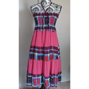 Sacred Treads | Boho Summer Festival Dress Size S